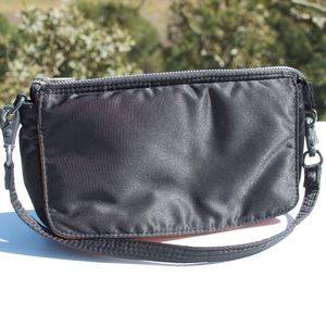 Porter Yoshida Japan Small Black Clutch